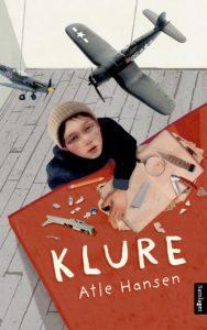 Trykklart omslag Klure.indd